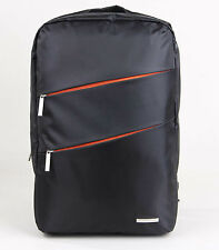 "Kingsons Evolution Series 15.6"" Black Waterproof Laptop Backpack Case KS8533W"