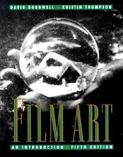 Film Art: An Introduction, Thompson, Kristin, Bordwell, David, Good Condition, B