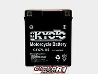 Batterie moto kyoto YTX7L-BS Honda CB 600 F Hornet 1998 1999 2003 2004 2005 2006
