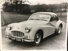 Rare Dossier De Presse 1956 STANDARD VANGUARD SPORTSMAN & Estate Car !!!!