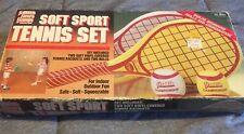 Vintage Franklin Future Champs Soft Sport Table Tennis Set (2 Paddles & 1 Ball)