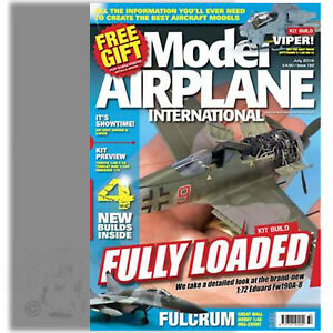MODEL AIRPLANE INTERNATIONAL ISSUE 132 July 2016