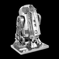 Metal Earth Star Wars R2-D2 MEGA size DIY laser cut 3D steel model kit MML250