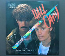 "DARYL HALL & JOHN OATES - Method Of Modern Love 7"" Vinyl Record 45 VG+ 1984"