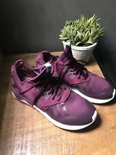 Adidas Original Tubular Runners Womens Trainer Sneaker Shoes Purple Size 8.5