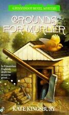 Grounds For Murder by Kate Kingsbury