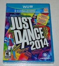 Just Dance 2014  (Nintendo Wii U, BRAND NEW AND SEALED