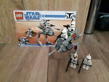 Lego Star Wars 8014 - Clone Walker Battle Pack - Mit Anleitung - Top Zustand