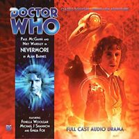 Nevermore (Doctor Who: The Eighth Doctor Adventures) by Barnes, Alan CD-Audio