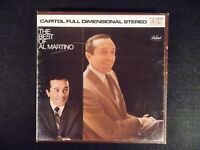 The Best of Al Martino (4-Track 3 3/4 IPS Tape, Capitol Y1T 2946)