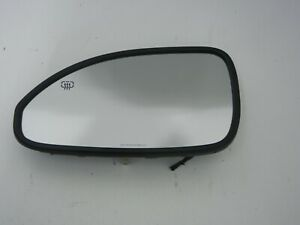 BUICK ENCLAVE AUTO DIM HEATED MIRROR GLASS LH LEFT HAND DRIVER SIDE 2008-2017