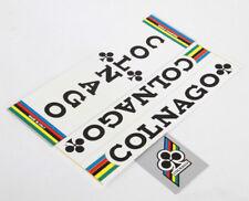 COLNAGO Decals Sticker Dekor 3-teilig Set für Rennrad Bahnrad Fixie