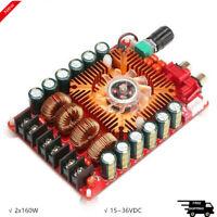 TDA7498E Digital Power Amplifier Board 2x160W Stereo Support For BTL 220W Mono
