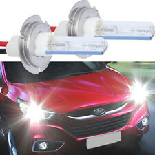 1 Set  H7 6000K Car Head Light Xenon HID Headlight 75W Bulb Lamp Lights Bulbs