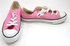 Converse Shoes Chuck Taylor Ox All Star Baby Pink Sneakers Womens 5.5