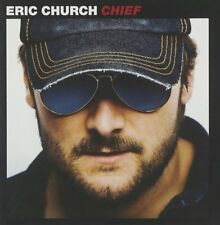 ERIC CHURCH : CHIEF   (CD) Sealed