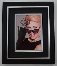Pixie Lott SIGNED 10X8 FRAMED Photo Autograph Display Music Breakfast Tiffanys