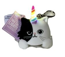 Bath & Body Works CATICORN Kitty Pocket - Bac Keychain New - JUST HOLDER