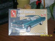 AMT 67 Mercury Comet Vintage Sealed Model