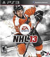 NHL 13  2013  NUEVO PRECINTADO  PS3