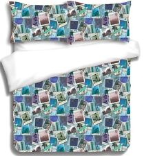 GEORGES Fine Linen SURFS UP Double Bed Size Doona | Duvet | Quilt Cover Set New