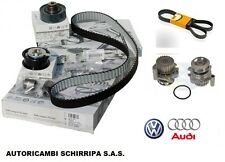 KIT DISTRIBUZIONE OR VW + POMPA ACQUA + CINGHIA AUDI A4 A5 Q5 2.0 TDI CGL CFG