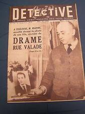 Détective 1949 MONTEREAU LA FERTé FRESNEL MONTELEPRE