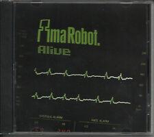 IMA ROBOT Alive RADIO PROMO DJ CD single Imarobot 2003