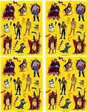 4 Sheets Disney POCAHONTAS Stickers!