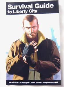 71904 Instruction Survival Guide To Liberty City GTA IV - PC (2008)