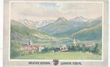 AK aus Winklern, Mölltal, Kärnten   (N3)