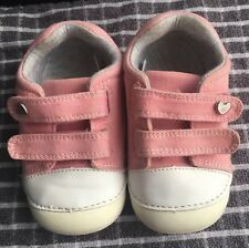 Girls MotherCare Shoes Infants Size 4 In pink Excellent Condition.