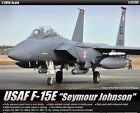 Academy 12295 1/48 Plastic Model Kit USAF F-15E Seymour Johnson Strike Eagle NIB