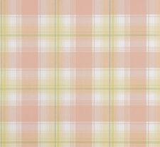 Papiertapete bunt Kariert Petite Fleur Rasch Textil 295053 (1,30€/1qm)