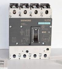 Siemens 3VL3725-1AA46-0AA0 200-250A 40kA Circuit Breaker 3VL93257EJ40 Trip Block