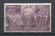 35601) POLAND 1939 MNH** Nuovi** Polish legion 1v Scott# 340