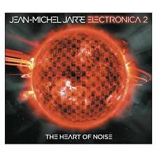 Jean Michel Jarre Electronica 2 The Heart of Noise CD Release May 2016