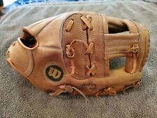 """New listing softball glove, Wilson, A9820, 13"""", RHT"""" Excellent Condition"""