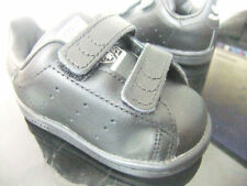 adidas Leather Baby Trainers with Hook & Loop Fasteners