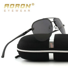 .Polarized Sunglasses UV400 Driving Glasses Sport Retro Eyewear For Men Women