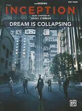 Dream Is Collapsing (from Inception): Easy Piano, Sheet