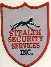 Stealth Security Services Inc. 4.25
