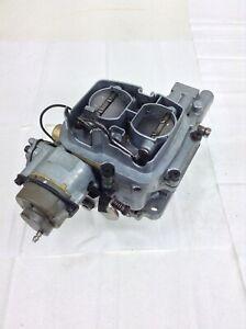 HOLLEY 740 CARBURETOR R50042 1983 FORD MERCURY 1.6L ENGINE