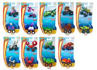 Blaze &the Monster Machines SMALL ANIMALS TRUCK Vehicle Fisher-Price Nickelodeon