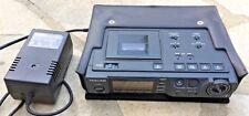 Tascam Da-p1 / DAP1 Portable Recorder Dat Pro Vintage