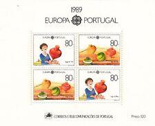 Portogallo - Portugal 1989 Bf 65  MNH