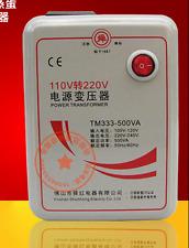 ShunHong 2000w Voltage Converter Transformer 110-120V to 220-240V m