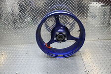 2006 SUZUKI GSXR600 GSX-R600 GSXR600 REAR BACK WHEEL RIM