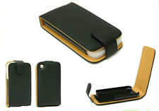 Raccomandata P. - Cover Custodia per Iphone 3G-S in Eco-Pelle  ; Posta Raccomand