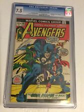 Avengers #107 CGC 7.5 Marvel Early Bronze Grim Reaper Space Phantom FREE SHIP
